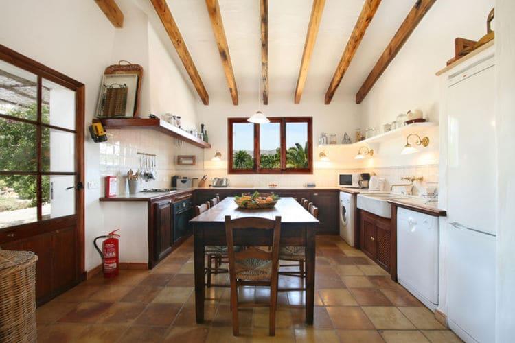 vakantiehuis Spanje, Mallorca, Pollenca vakantiehuis ES-00030-22