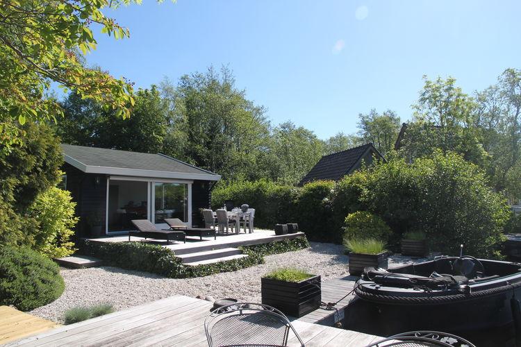 vakantiehuis Nederland, Noord-Holland, Kortenhoef vakantiehuis NL-0015-05