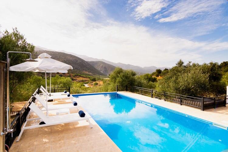 Villa Griekenland, kreta, Milatos Villa GR-72400-06