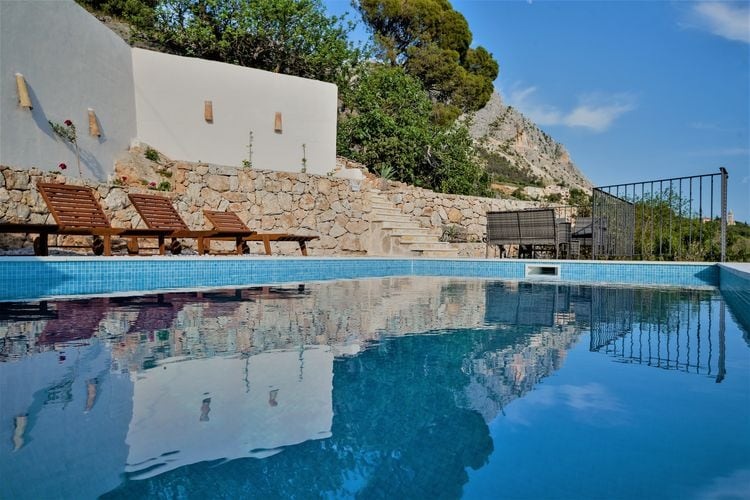 Villa Kroatië, Dalmatie, Podgora Villa HR-00008-79