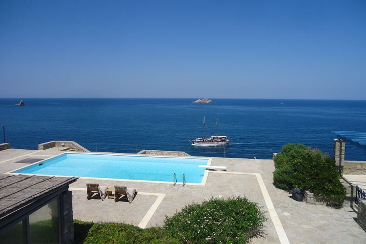 Villa Griekenland, Centraal Griekenland, Eiland Paros Villa GR-84400-03