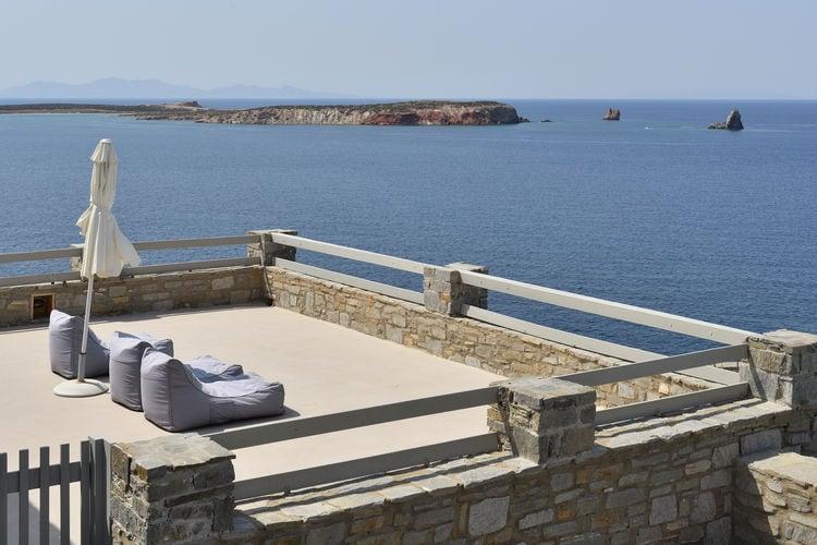 Vakantiehuizen Griekenland | Centraal-Griekenland | Villa te huur in Eiland-Paros met zwembad  met wifi 6 personen