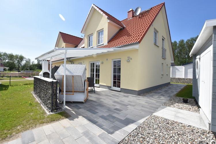 vakantiehuis Duitsland, Ostsee, Rerik vakantiehuis DE-00021-88