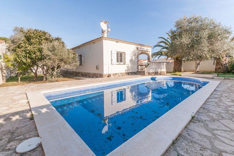 Villa huren in Costa Brava - met zwembad  met wifi met zwembad voor 6 personen  Comfortabel vakantiehuis met priv�..