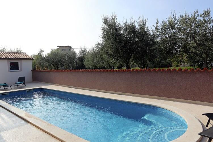 Villa Kroatië, Istrie, Loborika Villa HR-52100-273