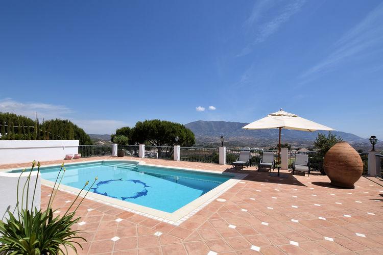 Villa Spanje, Costa del Sol, La Cala de Mijas Villa ES-00030-43