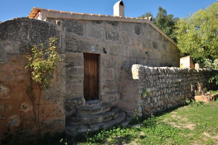 Vakantiehuizen Spanje | Mallorca | Vakantiehuis te huur in Campos met zwembad  met wifi 6 personen