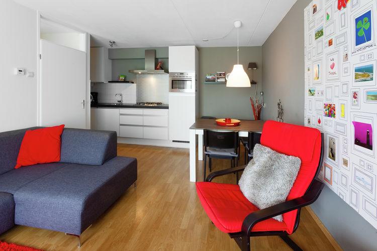 Appartement Nederland, Wadden, De Koog Texel Appartement NL-0015-34