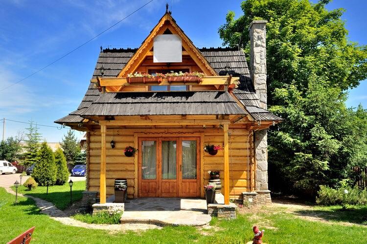 Vakantiehuizen Polen | Lepo | Chalet te huur in MiastoMurzasichle   met wifi 6 personen