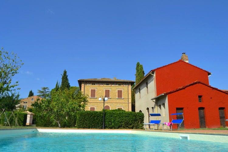 Assisi Vakantiewoningen te huur Villa met privétuin en zwembad in het centrum, dichtbij bar en restaurant