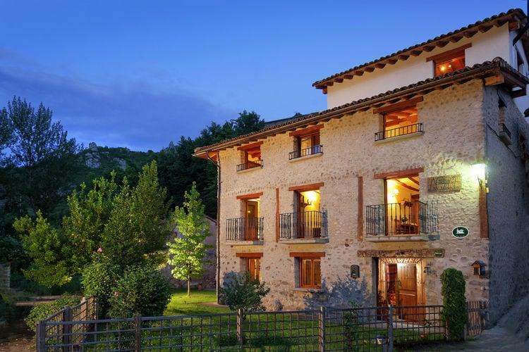 Vakantiehuizen Spanje | Navarra | Vakantiehuis te huur in Torrecilla-en-Cameros   met wifi 10 personen