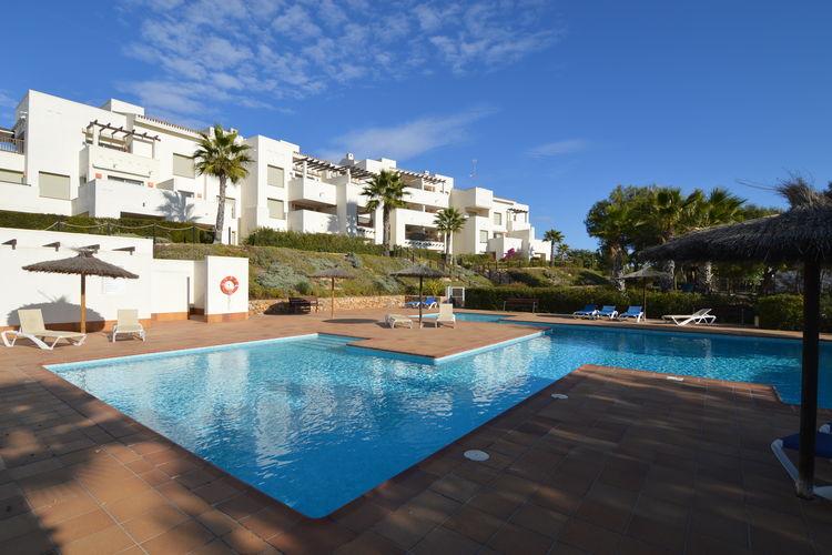 Appartement met zwembad met wifi  Costa BlancaApartamento  Tipuana