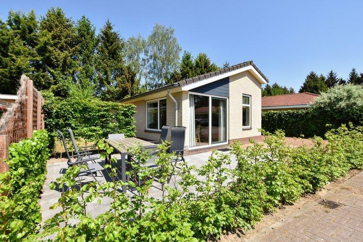 Putten Vakantiewoningen te huur Mooi ingericht vakantiehuis voor 6 personen met grote tuin op de Veluwe