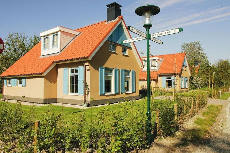 Vakantiehuizen Nederland | Wadden | Vakantiehuis te huur in De-Koog met zwembad  met wifi 4 personen