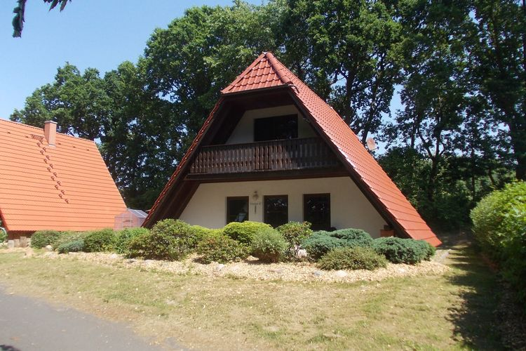 Duitsland | Ostsee | Vakantiehuis te huur in Marlow   met wifi 5 personen