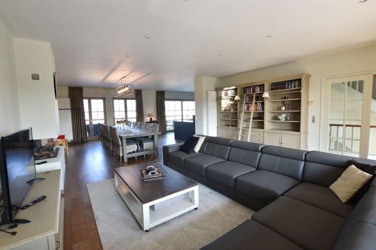 Appartement België, West Vlaanderen, Lombardsijde Appartement BE-0009-54