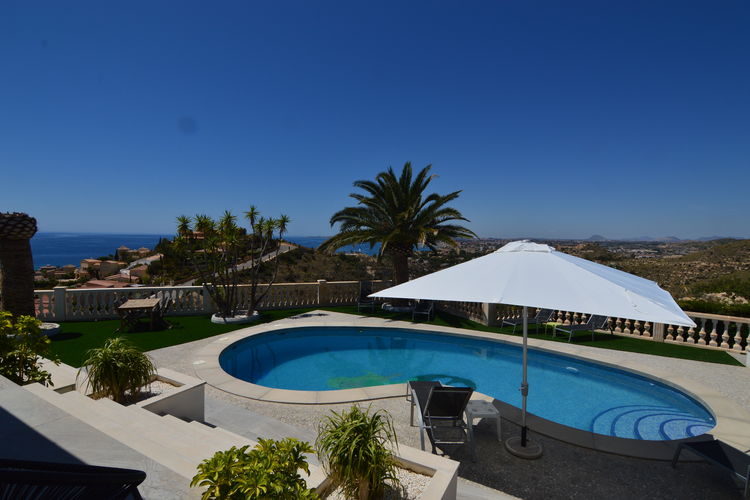 Villa Spanje, Costa Blanca, El Campello  Alicante Villa ES-00030-60