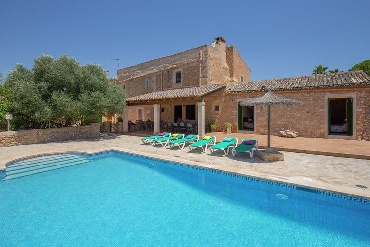 vakantiehuis Spanje, Mallorca, Felanitx vakantiehuis ES-07200-04