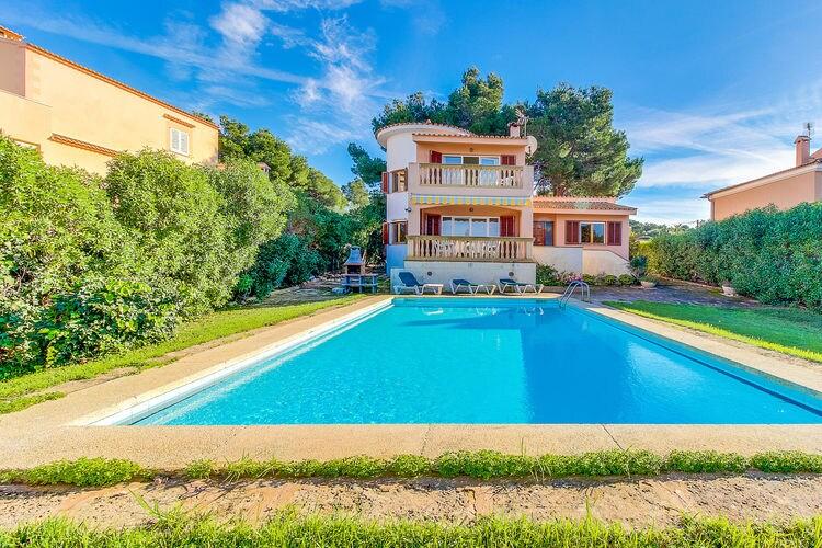 Vakantiewoning Spanje, Mallorca, Bahia Blava vakantiewoning ES-07609-03