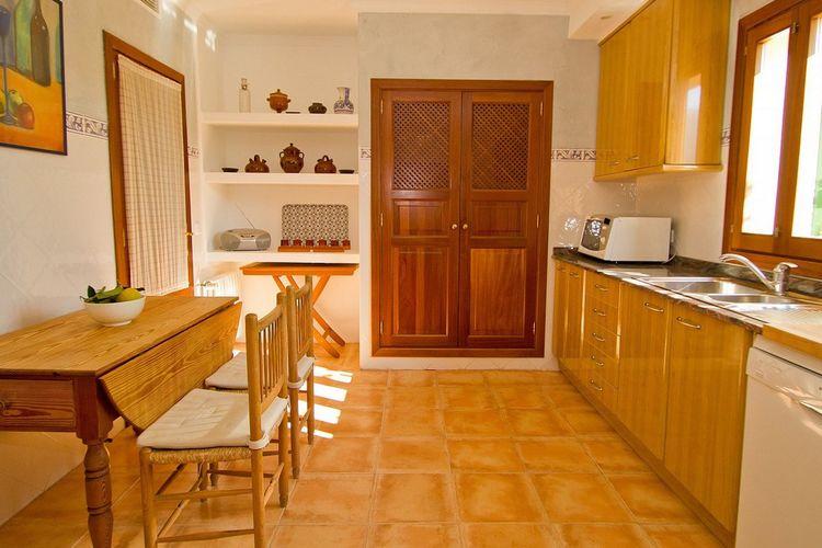 Ferienhaus Villa 26 (246620), Valldemosa, Mallorca, Balearische Inseln, Spanien, Bild 15