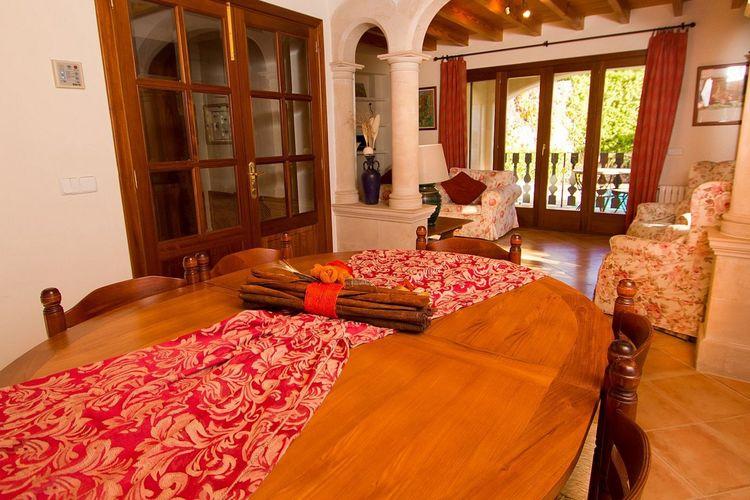 Ferienhaus Villa 26 (246620), Valldemosa, Mallorca, Balearische Inseln, Spanien, Bild 11