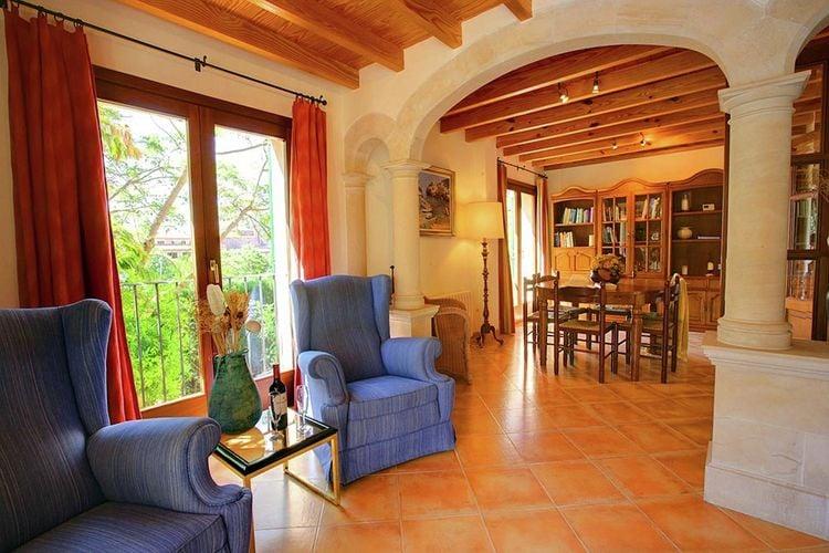 Ferienhaus Villa 26 (246620), Valldemosa, Mallorca, Balearische Inseln, Spanien, Bild 5