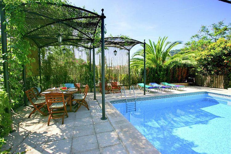 Romantische villa met zwembad in het centrum van het prachtige Valldemossa
