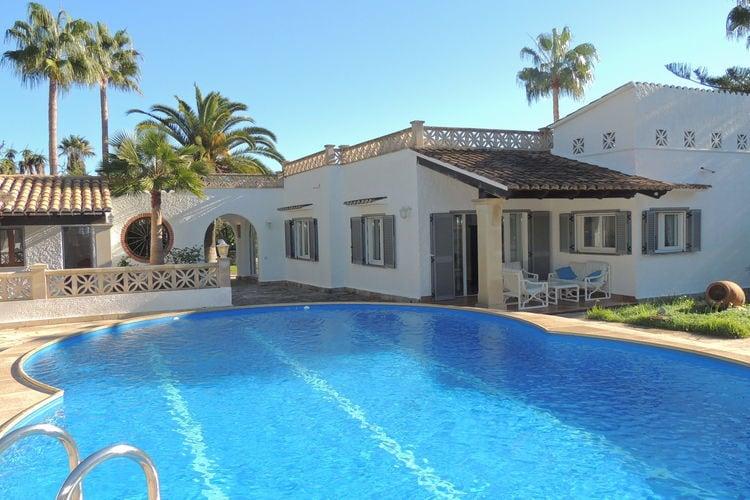 Vakantiehuizen Cala-Murada te huur Cala-Murada- ES-07688-02 met zwembad  met wifi te huur