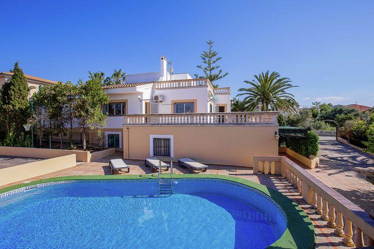 Villa Spanje, Mallorca, Badia Blava Villa ES-07609-04