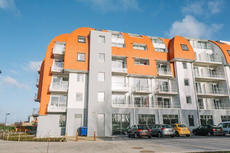 Appartement België, West Vlaanderen, Zeebrugge Appartement BE-8380-08