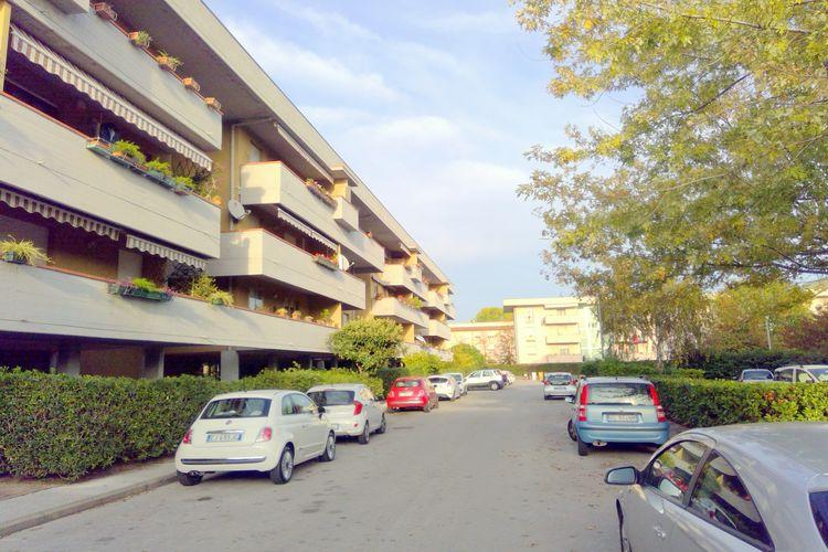 Viareggio Vakantiewoningen te huur Comfortabel appartement in een rustige locatie in Viareggio