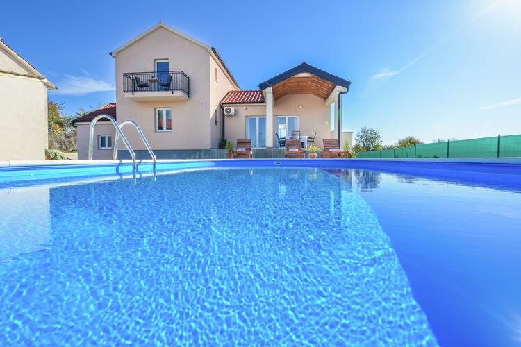 vakantiehuis Kroatië, Dalmatie, Policnik vakantiehuis HR-23241-02