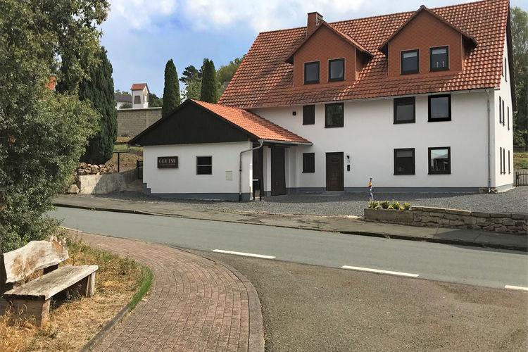 Hessen Vakantiewoningen te huur Deze groepswoning is volledig modern en ..