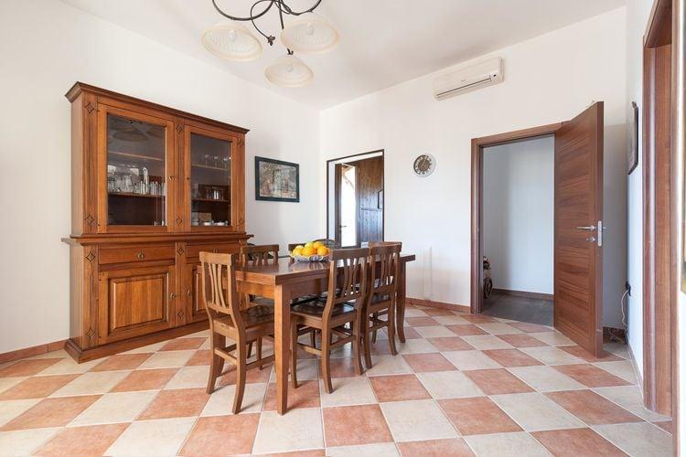Villa Italië, Puglia, Marina di Mancaversa Villa IT-73057-06