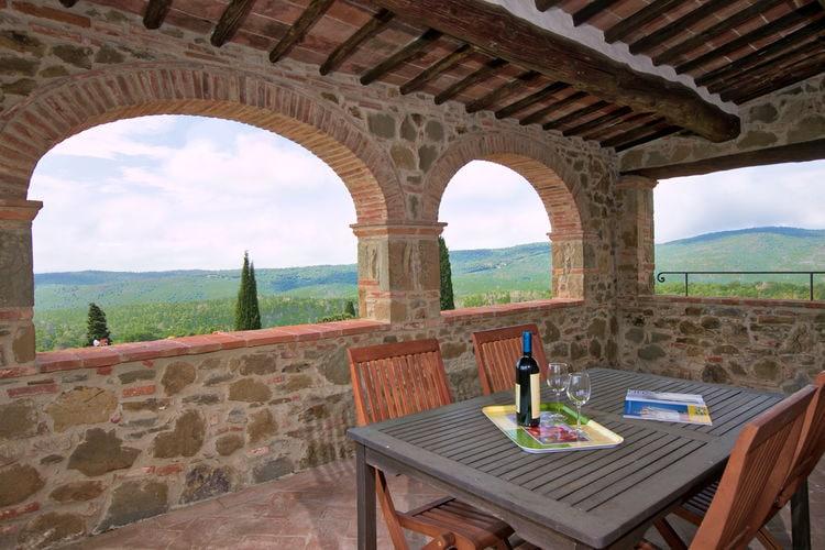 Vakantiewoning Italië, Toscana, Lucignano Boerderij IT-52046-23