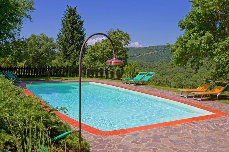 Vakantiewoning Italië, Toscana, Lucignano vakantiewoning IT-52046-24
