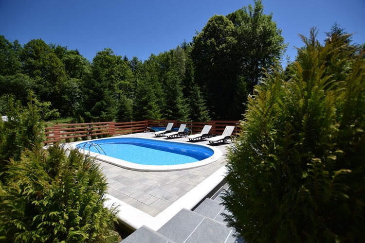 vakantiehuis Kroatië, Kvarner, Brod Moravice vakantiehuis HR-00008-91