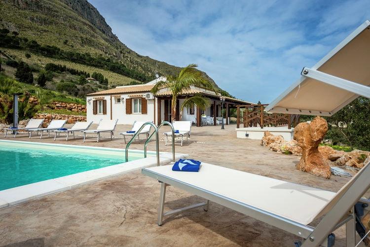 Vakantiewoning Italië, Sicilia, Castellammare del Golfo vakantiewoning IT-91014-76