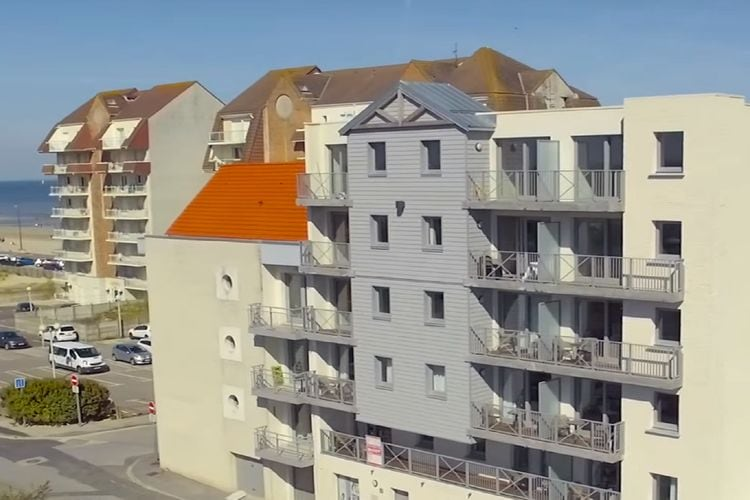 Appartement  met wifi  PicardieResidence Bray-Dunes Etoile des Dunes 1