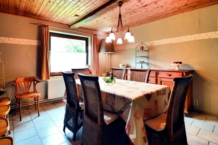 Vakantiehuis belgie, Luxemburg, Marcourt Vakantiehuis BE-6987-99