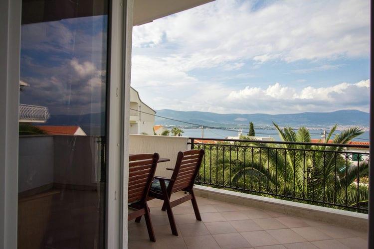 Appartement Kroatië, eld, Slatine Appartement HR-21224-10