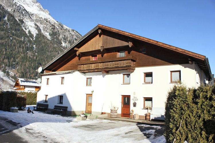 Vakantiehuizen Oostenrijk   Tirol   Vakantiehuis te huur in Langenfeld   met wifi 6 personen