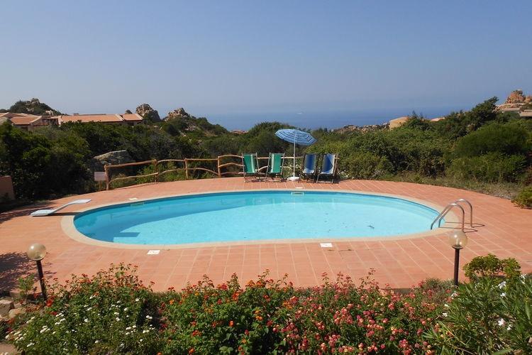 Villas Italie | Sardegna | Villa te huur in Costa-Paradiso met zwembad  met wifi 5 personen