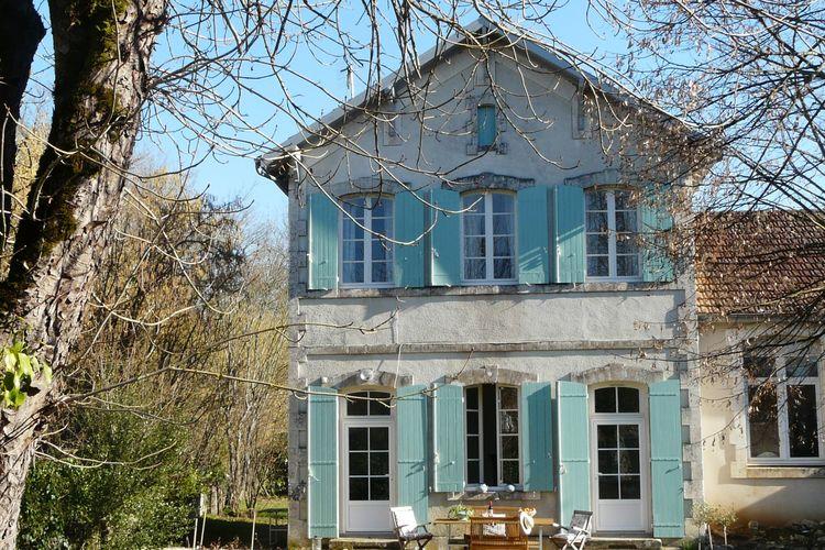 Vakantiehuizen Frankrijk | Midi-Pyrenees | Vakantiehuis te huur in Grezels   met wifi 6 personen