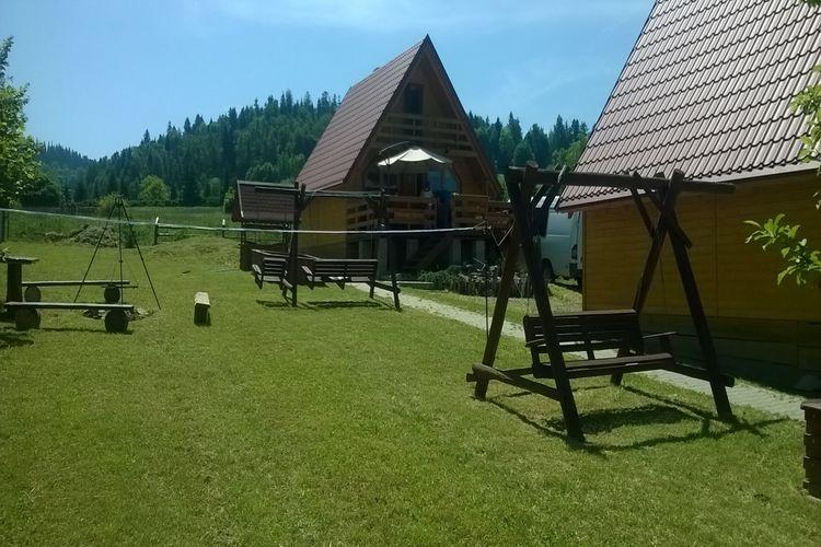 vakantiehuis Polen, sil, Korbielów vakantiehuis PL-00000-82