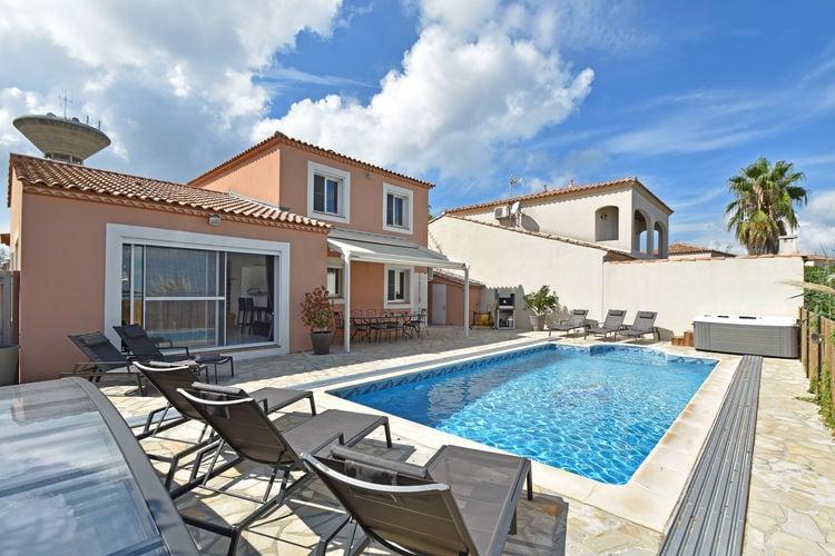 vakantiehuis Frankrijk, Languedoc-roussillon, Le Grau-du-Roi vakantiehuis FR-00019-70