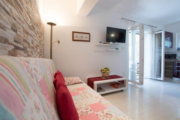Appartement Kroatië, eld, Slatine Appartement HR-21224-12