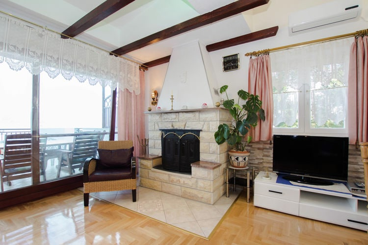 Appartement Kroatië, eld, Slatine Appartement HR-21224-14