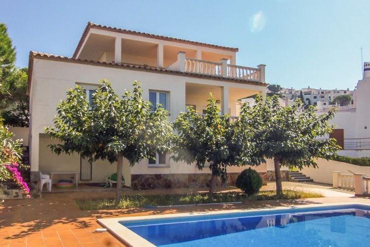 Vakantiehuis met zwembad met wifi  LescalaVilla Alba