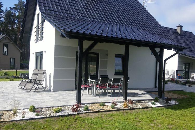 vakantiehuis Polen, pom, Lubiatowo vakantiehuis PL-00000-83